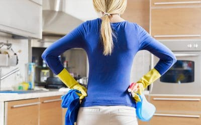Re-evaluate Your Cleaning Procedures